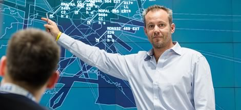 We can help minimise the effects of congestion by making sure ATC systems and airport management systems work more closely together in order to eliminate knock-on effects.