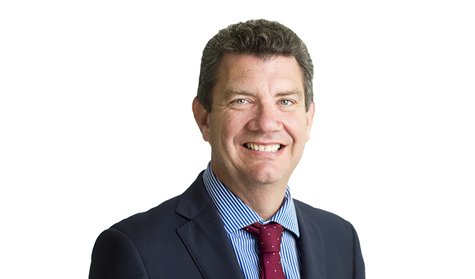 Martin Rolfe, Chief Executive Officer
