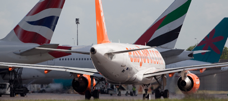 We provide a focal point for the requirements of our airline customers.
